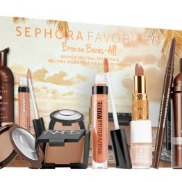 2016 HOT! Sephora Favorites Bronze Bares All Set