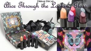 Urban Decay 2016 Alice Through the Looking Glass Lipsticks Set