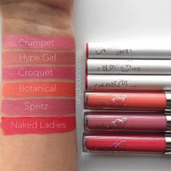 """Colourpop Lippie Stix / Lippentift """"Croquet"""""""