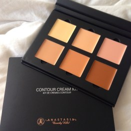 "Edit: Anastasia Contour Cream Kit ""Light"" Palette"