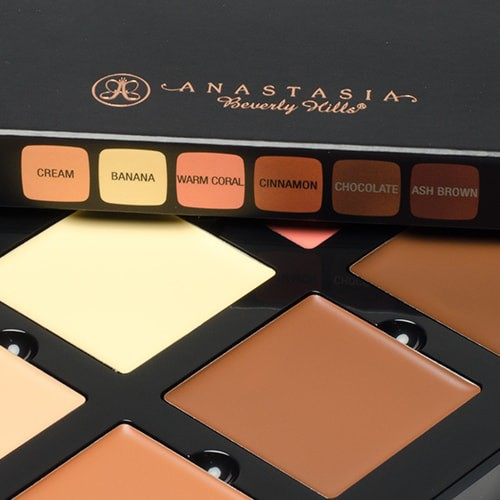 "Edit: Anastasia Contour Cream Kit ""Medium"" Palette"
