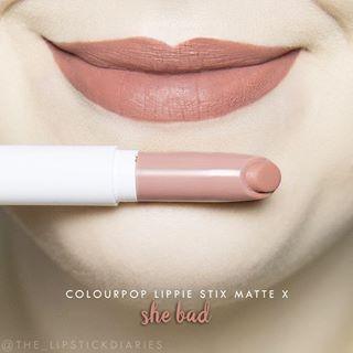 """Colourpop Lippie Stix Matte X / Lippentift """"She Bad"""""""