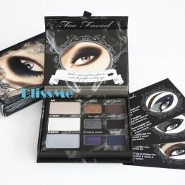 NEU! Too Faced Smokey Eye Lidschatten / Ombre Palette
