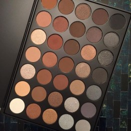 Morphe Brushes 35K 35 Color Koffee Palette