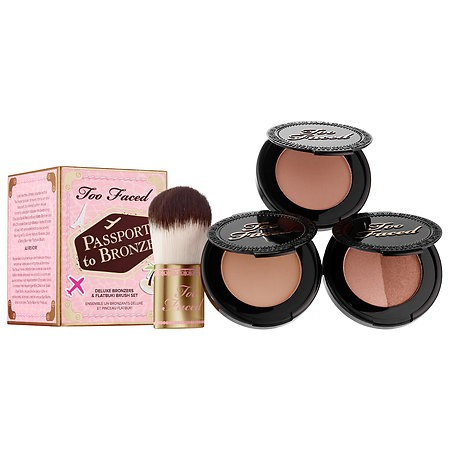 Too Faced Holiday Edition Passport To Bronze