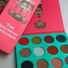 Juvia's Place The Saharan Eyeshadow + Gel Eyeliner