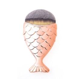 """Mermaid Chubby Brush """"Rose Gold"""""""