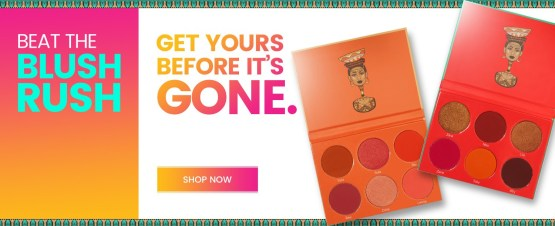 Juvia's Place The Saharan Blush Palette Volume II