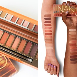 Urban Decay Naked Heat Shadow Palette