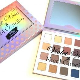Violet Voss x Nicol Concilio Eyeshadow PRO Palette