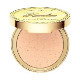 Too Faced I Want Kandee Banana Pudding Brightening Face Powder
