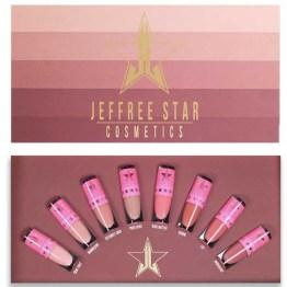 Jeffree Star Cosmetics Mini Nudes Bundle Volume 1