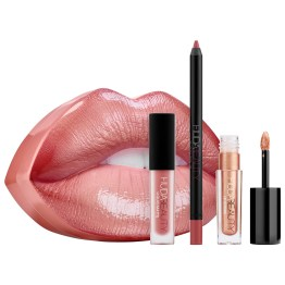 "Huda Beauty Contour and Strobe Lip Set ""Bombshell & Ritzy"""