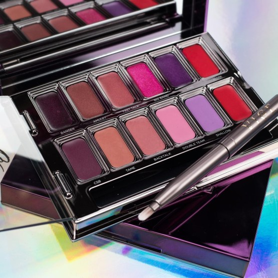 Urban Decay Cosmetics Vice Metal Meets Matte Lipstick Palette