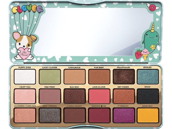 Too Faced Limited Edition Clover Palette