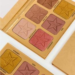 Jeffree Star Cosmetics Skin Frost Pro Palette 24 Karat
