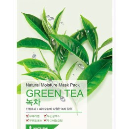 EUNYUL Natural Moisture Mask Pack - Green Tea
