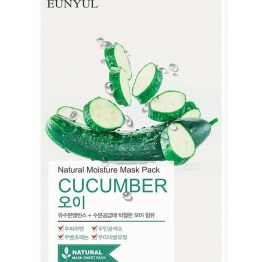 EUNYUL Natural Moisture Mask Pack - Cucumber