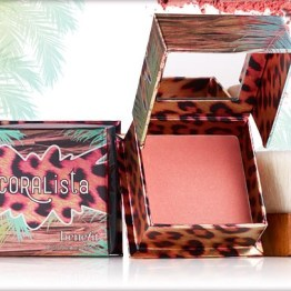 Benefit Cosmetics CORALista Face & Cheek Powder