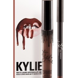 Kylie Lip Kit True Brown K Matte Liquid Lipstick