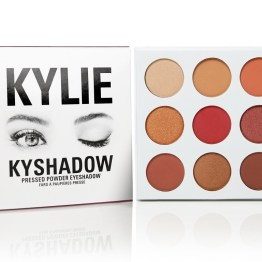 NEW! Kylie Burgundy by Kylie Jenner Palette