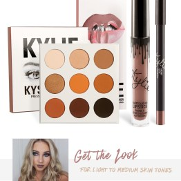 Kylie | The Bronze Palette & Moon Lip Kit Bundle
