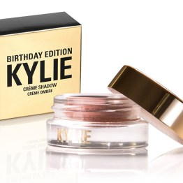"Kylie ""Rose Gold"" Birthday Edition Crème Shadow"