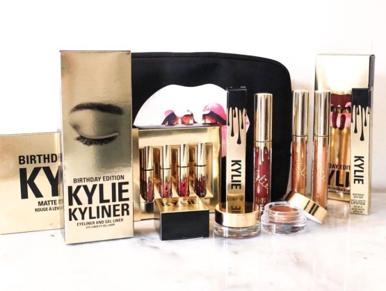 Kylie Limited Edition Birthday Collection The Bundle
