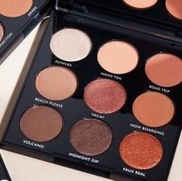 Morphe Brushes 9B Bronzed Babe Eyeshadow Palette
