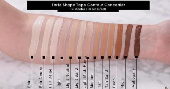 """Tarte Shape Tape Contour Concealer """"Tan Sand"""""""