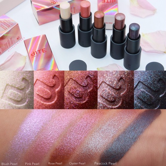 """Bite Beauty Prismatic Pearl Multistick """"Blush Pearl"""""""