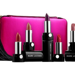 Marc Jacobs Up All Night 5 x Le Marc Lip Crème Collection