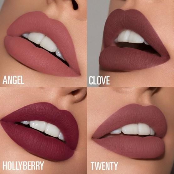 "Kylie Cosmetics Matte Lip Kit ""Hollyberry"""