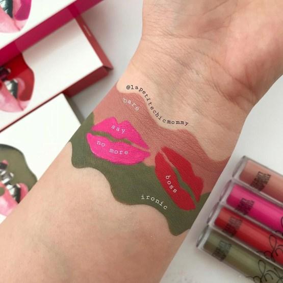 "Kylie Cosmetics Velvet Lip Kit ""Say No More"""