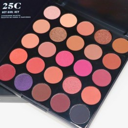 Morphe Brushes 25C Hey Girl Hey Shadow Palette