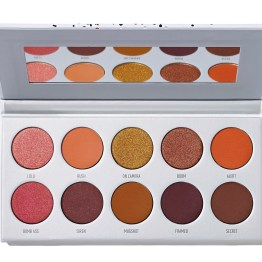 Morphe x Jaclyn Hill The Vault Ring the Alarm Eyeshadow Palette