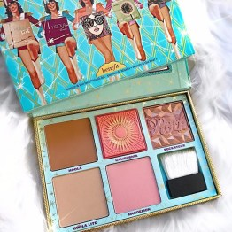 Benefit Exclusive Cheek Parade Bronzer & Blush Palette
