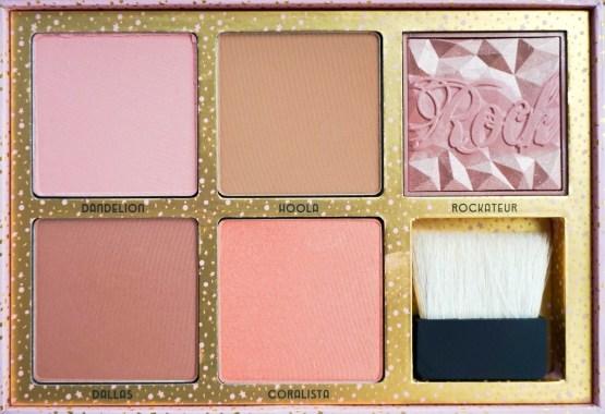 Benefit Cheekathon Bronzer & Blush Palette