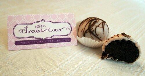 Cake Balls - Chocolate