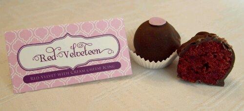 Cake Balls - Red Velvet