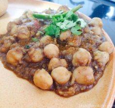 Chole, Pindi Chana, Punjabi Chole, Chick Peas Curry