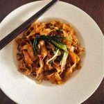 Flat Malaysian noodles, Kway Teow