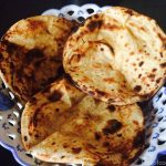 Khasta Roti, Flaky Indian Bread