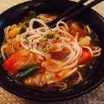 Soupy Noodle, Ramen Noodle Soup