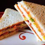 Double Decker Pizza Sandwich, Sandwich