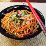 Chow Mien (Stir fried Noodles), Hakka Noodles