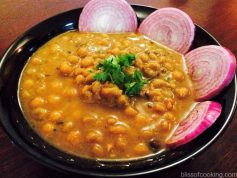 Matar Ghugni, Yellow Peas gravy