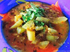 Bottle Gourd Stew, Lauki Stew