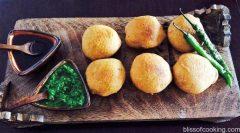 Aloo Bonda, Aloo Chop, Batata Vada, Potato balls dipped in Gram flour