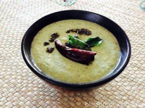 Coconut Chutney for Idly and Dosa